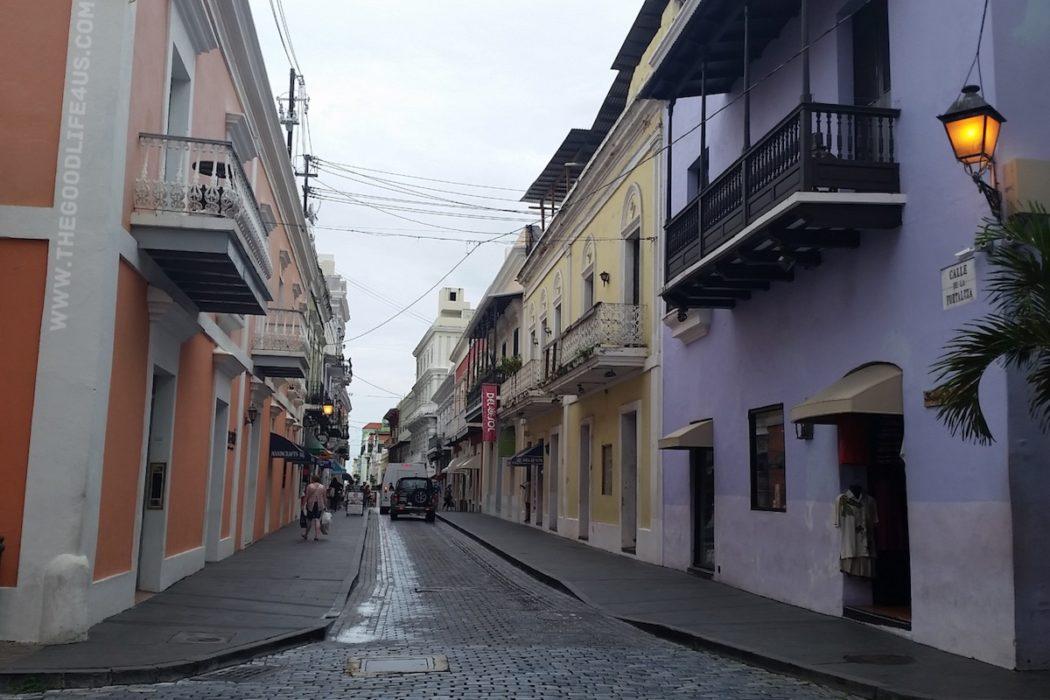 Weekend in San Juan Puerto Rico