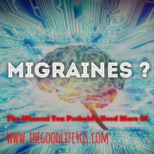 Magnesium 4 Migraines