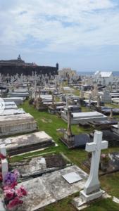 Santa Maria Magdalena de Pazzis Cemetery, Puerto Rico