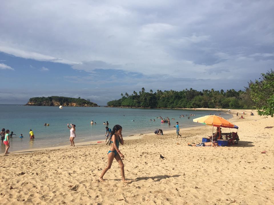Cerro Gordo Beach, Vega Alta Puerto Rico