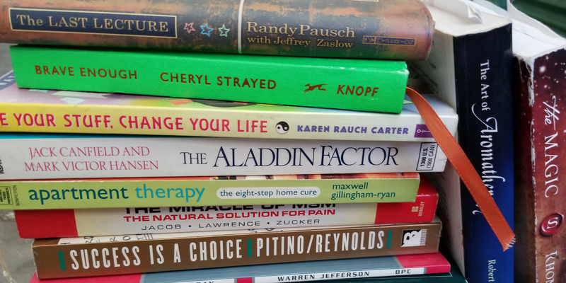 Eleven Books That Changed My Life