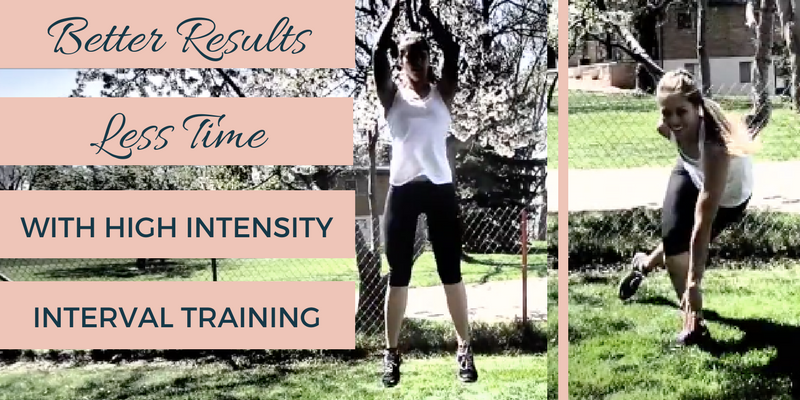HIIT The Most Efficient Way to Work Out