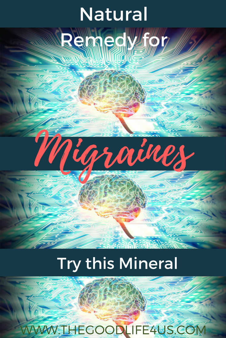 Natural Remedy for Migraines - The Mineral You Need More Of