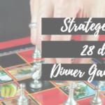 Strategeats™ 28-Day Dinner Game Plan