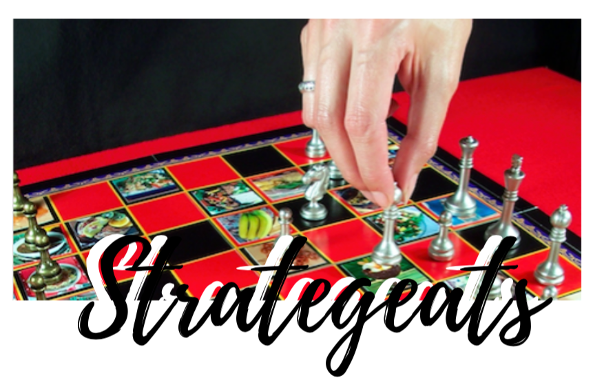 Strategeats™ 28-Day Dinner Game Plan